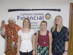 DSCF0570 - Copy (Small) (Catholic United Financial) Tags: pope minnesota catholic united fraternal financial benedict wwwcatholicunitedorg