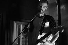 Tonight I'm a Rock 'n' Roll star ( www.ethanleephoto.com) Tags: leica uk travel portrait musician rock zeiss guitar live 28mm band snap player fender rocker m8 british bournemouth britishrock smokingace