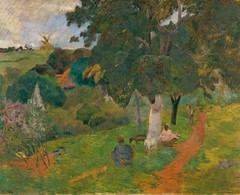 Gauguin - Idas y venidas
