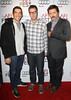 Jonathan Togo, Bob Byington, Nick Offerman AFI Fest - 'On The Road' - Centerpiece Gala Screening