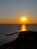 Molyvos - Golden Sunset (Drriss & Marrionn) Tags: travel sunset sea sun seascape landscape europe harbour greece lesvos lesbos molyvos molivos blueribbonwinner abigfave mithymna northaegean methymna smilingphotographers
