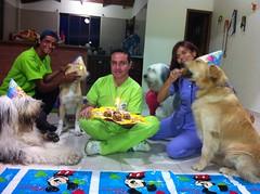 Todos felices (Dogs Resort Pereira) Tags: para comida perros cumpleaos mascotas guardera hotelparamascotas perrosequilibrados dogsresort