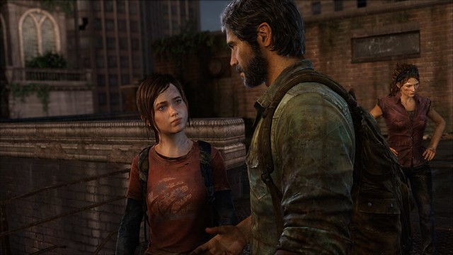The Last of Us VGA Screenshot