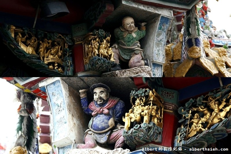 【媽祖廟宇】雲林北港