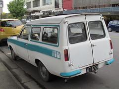 1974 Ford Escort Van