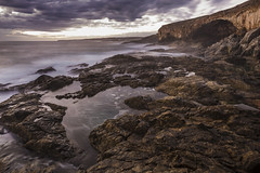 Whalers Way (Schlingshot Photography) Tags: sunset scenery rocks waves cliffs caves southernocean swell tonykemp schlingshot