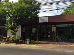Bangkok, Thailand (Quench Your Eyes) Tags: travel thailand cafe asia southeastasia bangkok thai biketour samutprakan bikecafe bikeandcafe