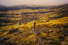 Travelling Tjrnuvk (West Leigh) Tags: travel canon landscape eos climb dream hike wanderlust explore experience nordic faroeislands wander discover 6d travelphotography tjrnuvk canoneos6d