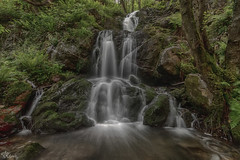 Cascada de la Guanga (Urugallu) Tags: canon agua flickr asturias salto oviedo montaa sanandres caida largaexposicion trubia 70d joserodriguez guanga urugallu sedado buanga