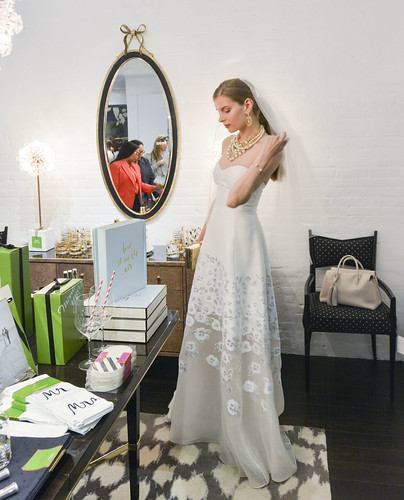 Martha Stewart Weddings and Kate Spade New York bridal & home event
