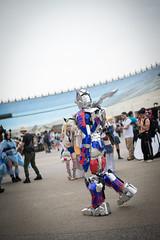 DSC_0039 (Artwu) Tags: girl beauty 50mm nikon pretty cosplay lol taiwan legends taipei f18 ll league pf d600  d610 pf24 lovelive