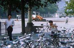 Tank Man. June 5, 1989[990x653] #HistoryPorn #history #retro http://ift.tt/1WmXtPk (Histolines) Tags: man history june tank 5 retro timeline vinatage historyporn histolines 1989990x653 httpifttt1wmxtpk