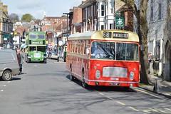 846 TRU947J (PD3.) Tags: park uk friends england bus buses st bristol king day ride broadway hampshire dorset alfred re winchester catherines psv pcv 846 tru ecw hants wilts catherines fokab tru947j 947j