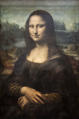 Gioconda (@nto76) Tags: louvre monalisa gioconda da museo leonardo vinci francia parigi