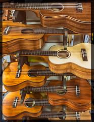 Ukulele Display (perkijl61) Tags: nashville ukulele display