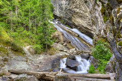 Granite Falls (jimgspokane) Tags: mountains falls waterfalls washingtonstate forests creeks granitefalls mountainstreams granitecreek otw