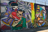 Shiro and Fumero (Eddie C3) Tags: newyorkcity streetart art queens shiro fumero astoriaqueens wallmurals wellingcourtmuralproject fumeroism arasolart