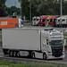 Italian & Greek Trucks Headed north on the A14 North of Imola