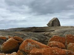 is there life on mars (idontkaren) Tags: clouds oz dramatic australia blowhole tasmania tassie eastcoast bicheno