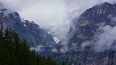 Lost in the clouds (somabiswas) Tags: snow alps ice nature switzerland bern grindelwald berneseobserland
