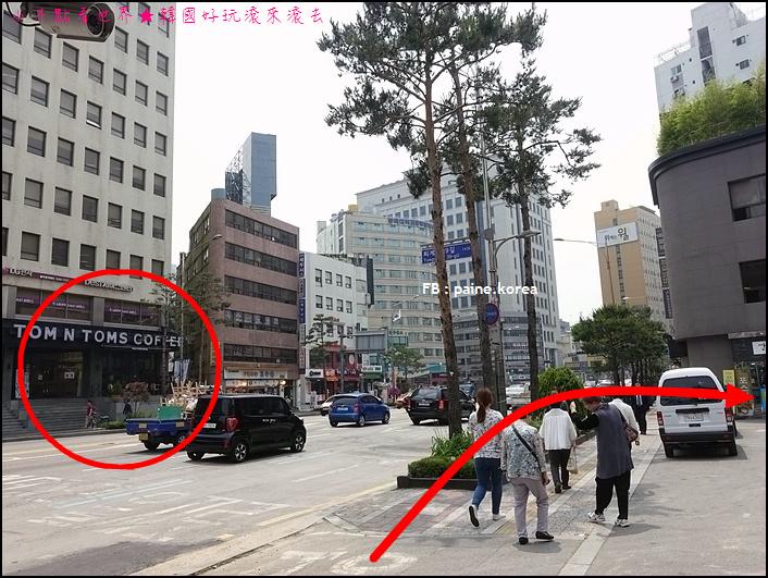 明洞Roadhouse Myeongdong Guesthouse路屋民宿 (10).JPG