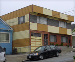 ugly building of the day (glennbphoto) Tags: sanfrancisco foundinsf