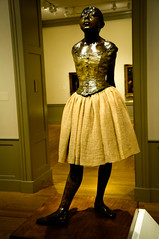Edgar Degas - Little Dancer Aged Fourteen, 1881 at Baltimore Museum of Art Baltimore MD (mbell1975) Tags: sculpture art statue museum us md gallery museu little fine arts maryland dancer baltimore muse musee m edgar impressionism aged museo degas impression impressionist muzeum fourteen balitmore mze 1881 museumuseum