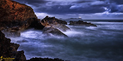 I Am a Rock (southern_skies) Tags: light sea lighthouse water rocks