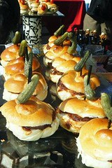 Sliders for Family festival