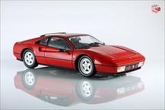 Ferrari 328 GTB (Ho.Se.69) Tags: auto car ferrari 328 enzo modell kyosho sportwagen bburago automobiel
