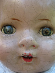 Dolls - Large Composition Baby 171 (badhesterprynne) Tags: old 1920s baby face closeup composition vintage thirties 1930s scary sweet antique character compo eerie haunted creepy spooky worn babydoll weathered haunting lonely aged etsy cracks olddoll cracked 30s patina 20s dollface twenties vintagedoll antiquedoll compositiondoll largedoll mamadoll aquamarinedream