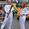 Passing the flame, Coupar Angus (P&KC Archive) Tags: sport photography scotland community perthshire streetscene celebration 20thcentury relay olympicflame torchrelay localhistory olympictorch torchbearers couparangus historicevent civicpride perthandkinross ecsochistory recordinghistory