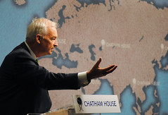 Jon Snow, Broadcaster, Channel 4 News (Chatham House, London) Tags: iran chathamhouse channel4news internationalrelations jonsnow internationalaffairs royalinstituteofinternationalaffairs lordgardenmemoriallecture