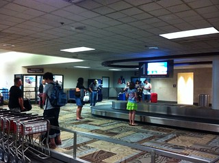 Baggage Claim Carousel Photo i005 by Grant Wickes