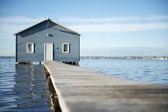 Crawley Boatshed (Jamie Frith) Tags: nikon jetty perth westernaustralia swanriver boatshed d800 crawley 2470