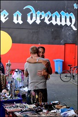 I have a dream... Love (Peter Grifoni) Tags: street love photography 50mm nikon hug cuddle f18 embrace newtown d7000 gtpete63 gtpete wwwgtpetephotographycom petergrifoni