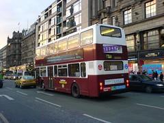 217 (Callum Colville's Lothian Buses) Tags: volvo edinburgh lrt lothian rh olympian lothianbuses edinburghbus lothianreginaltransport m217vsx