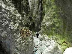 Escursionismo Sibillini - Gole dell'Ambro