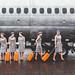 Linea 33 - 099 - Un viaje en avion
