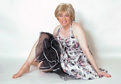 DSC8334 (Stephanie Monroe - Tutton) Tags: tv legs cd tgirl transgender tranny transvestite pantyhose crossdresser ts nylon petticoat tg trannie dreamgurl stephaniemonroe nikond90