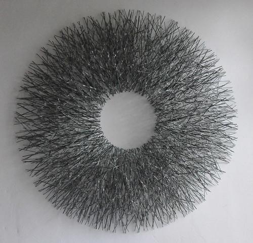 Herman Coppus cirkel brons