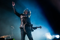 Chris Cornell of Soundgarden performs live at Hard Rock Calling in Hyde Park