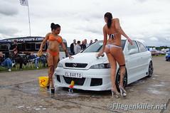 120713_GRW_Summer_RaceParty0122 (derfliegenkiller) Tags: flughafen tuning motorsport eisenach kindel racewars raceing 14mile grw 14meile sexycarwash germanracewars