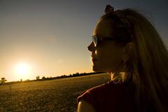 Marirose (Michael Brooking Photography) Tags: light sky sun golden evening nikon down d700 michaelbrookingphotography