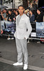 Fazer aka Richard Rawson. The European Premiere of 'The Dark Knight Rises' held at the Odeon West End - Arrivals.. London, England