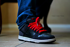 WDYWT2 (Never Wear Them) Tags: red white black wearing shirt grey for shoes all you low 7 nike wear jeans kobe charcoal skateboard what did today sb mankind dunk originate wdywt