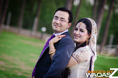 Bridal Sessions (Waqas-Z) Tags: wedding pakistan couple bridal shadi islamabad desicouple nikon85mm18d pakistanicouple pakistaniweddingphotographer nikond7000 pakistanibridalphotographer imagesbywaqasz