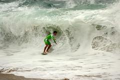 DSC00023 (palmtreeman) Tags: ocean sea seascape water surf waves surfing wedge boogieboard skimming
