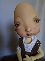 Miss Humpty Dumpty (leahlilly) Tags: doll bjd kane humpty dumpty faceup nefer
