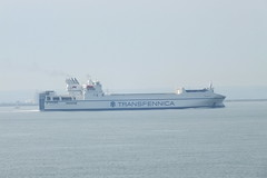 Southend 19.8.12 200 (radiosnail) Tags: ferry thames ship southend roro transfennica kraftca truckferry freightferry southend19812